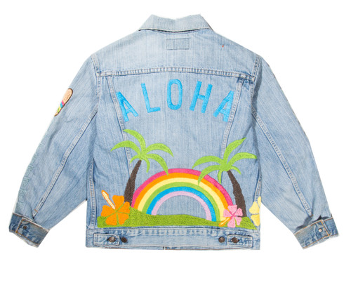 SOLD OUT Aloha Kuuipo Jacket #1