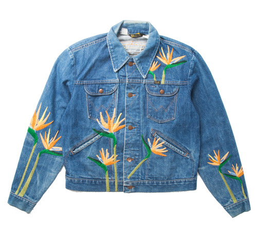 SOLD OUT Birds of Paradise Jacket #2