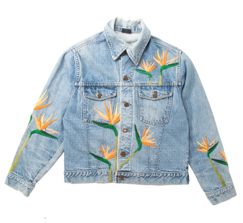 SOLD OUT Birds of Paradise Jacket #3