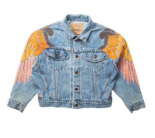 SOLD OUT On a Wing & a Prayer Jacket #3