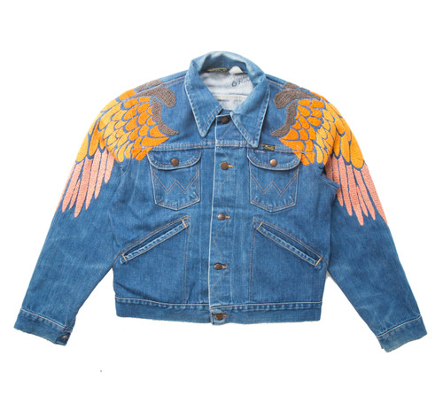 SOLD OUT On a Wing & a Prayer Jacket  #2