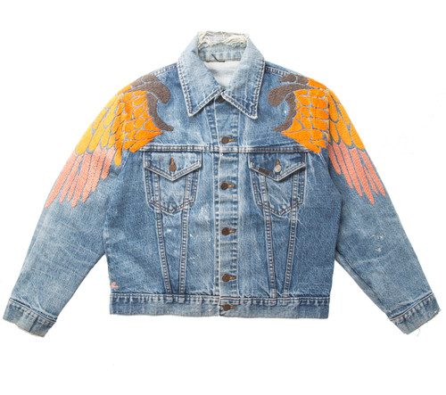 SOLD OUT On a Wing & a Prayer Jacket #5