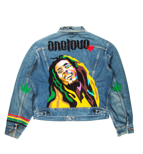 SOLD OUT Bob Marley One Love Jacket #5