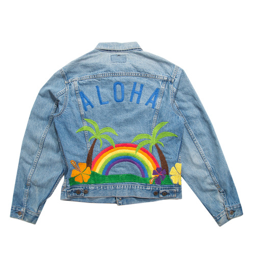 SOLD OUT- Aloha Kuuipo Jacket #4