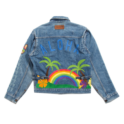 SOLD OUT - Aloha Kuuipo Jacket #5
