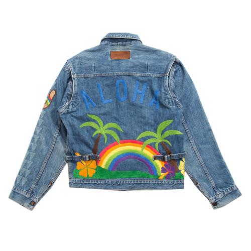 SOLD OUT - Aloha Kuuipo Jacket #5
