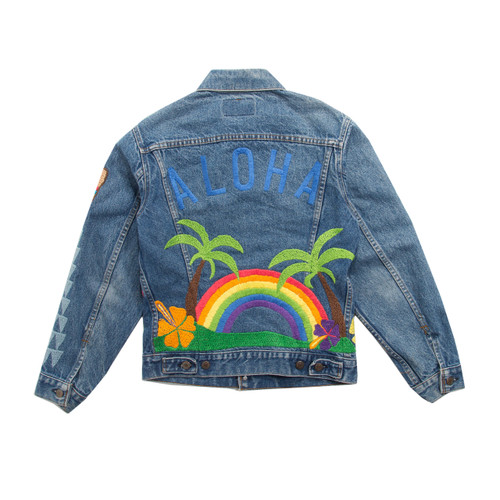SOLD OUT- Aloha Kuuipo Jacket #6