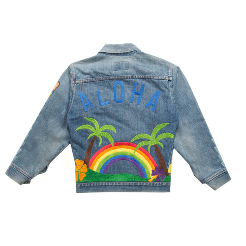 SOLD OUT Aloha Kuuipo Jacket #7