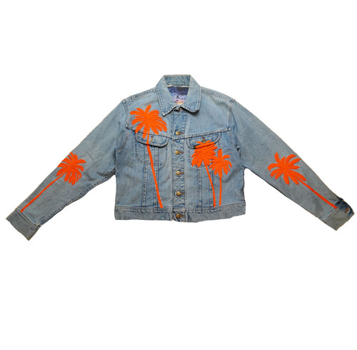 Palms Jacket #13