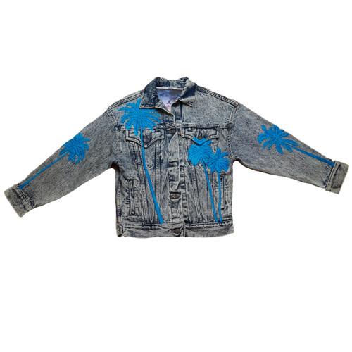 Palms Jacket #12