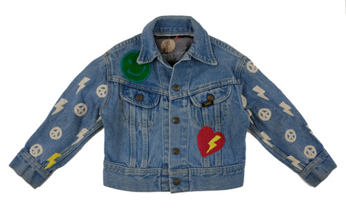KIDS Peace Jacket #3