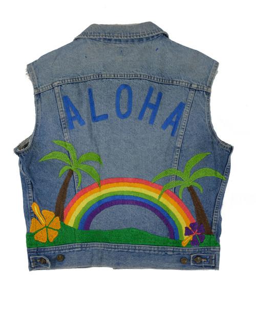 Aloha Kuuipo Vest #10
