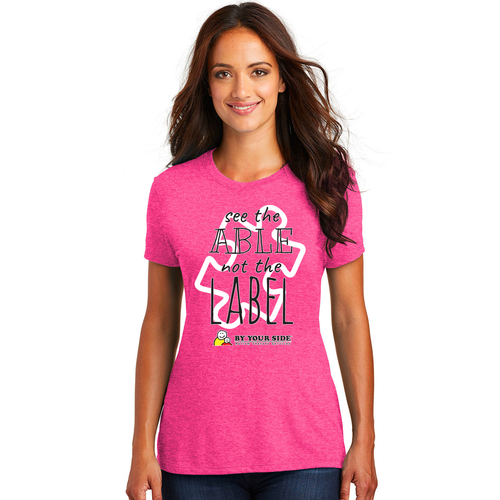 Women's Perfect Tri® Tee - ABLE Design