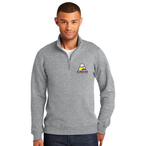 1/4-Zip Pullover Sweatshirt
