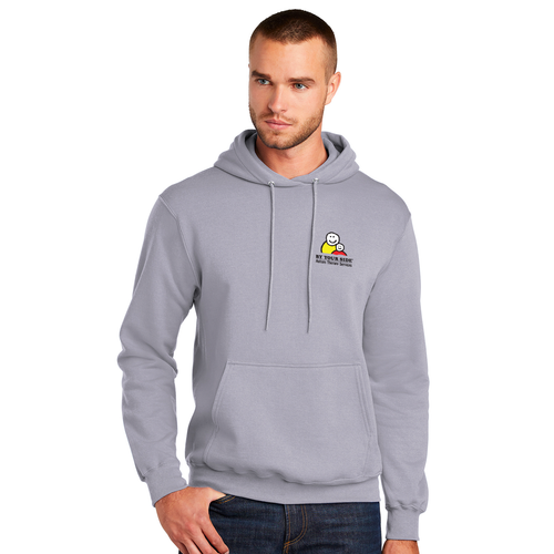Core Fleece Pullover Hooded Sweatshirt