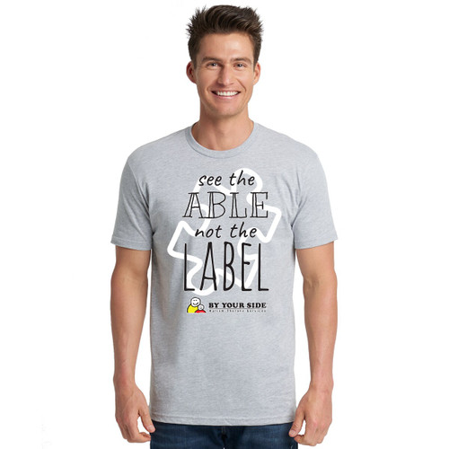 Mens/Unisex NEXT LEVEL Tee - ABLE Design - CLEARANCE