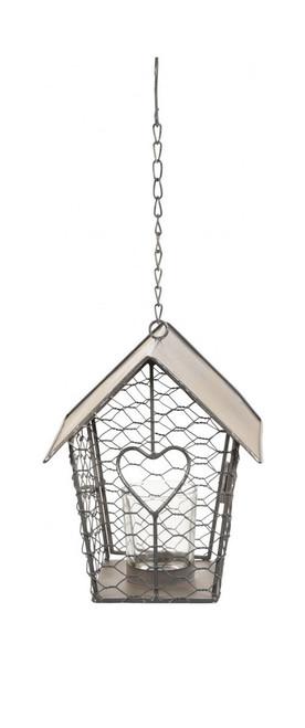 Hanging Tea-Light House