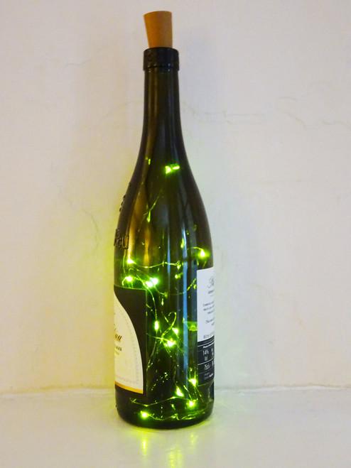 LED Bottle Stopper - Red