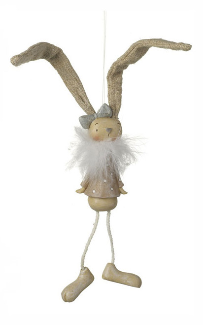Hanging Bunny - Girl