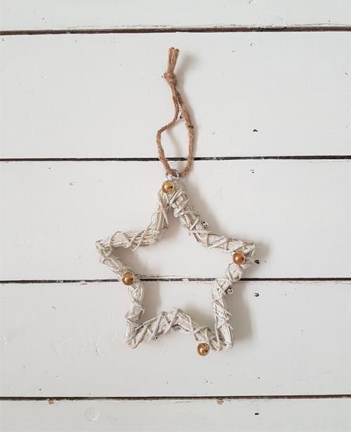 Hanging Willow Star