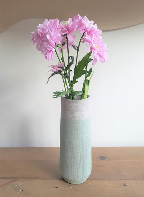 Eucalyptus Vase - Sage