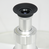 40X LED Portable Shop Field Inspection Measuring Microscope + Pen Light and Helicoid Focus