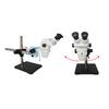 6.7-45X Boom Stand Binocular Zoom Stereo Microscope SZ02020421