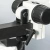 7X-45X Widefield Zoom Stereo Microscope, Binocular, Flexible Articulating Arm Table Clamp (Siedentopf)