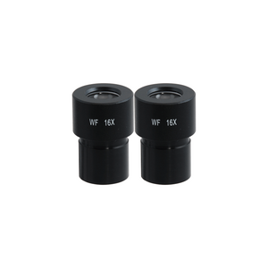 WF 16X Widefield Microscope Eyepieces, 23.2mm, FOV 13mm (Pair)