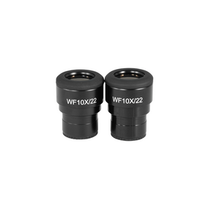 WF 10X Widefield Focusable Microscope Eyepieces, High Eyepoint, 30mm, FOV 22mm, Adjustable Diopter (Pair) BM04042221