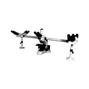40X-1000X Five Head Multiview Teaching Biological Compound Microscope, Trinocular, LED Light