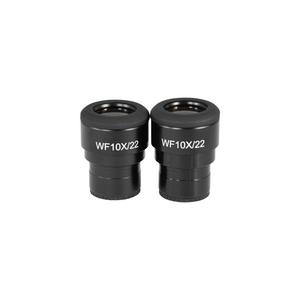 Eyepiece Field of View Dia. 22mm 10X Adjustable Eyepiece (Pair Dia. 30/FN22) Nexcope-NE620-Eyepiece-10