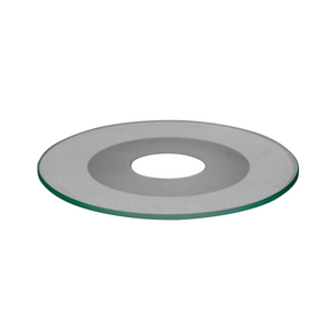 Microscope Stage Insert Plate (Round) 30mm Opening for Inverted Phase Contrast Microscopes
