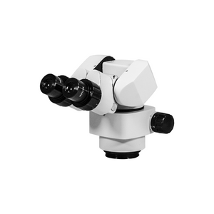 3.44X/6.25X/10.94X/18.75X/34.38X 0-90° Binocular Parallel Multiple Power Microscope Body SM51031141