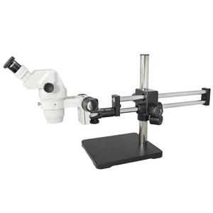 6.7-45X Dual Arm Stand Binocular Zoom Stereo Microscope SZ02020521