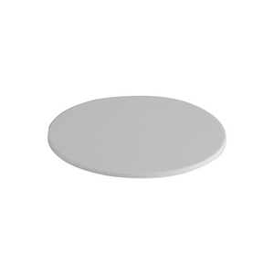 100mm White Microscope Stage Plate (4 inch Diameter)