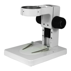 Microscope Track Stand, 76mm Coarse Focus Rack, 185mm Track Length (Small)