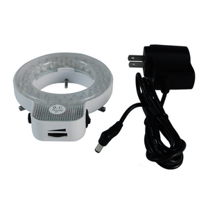 48 LED Microscope Ring Light Diameter 61mm 3.2W with Power Cord