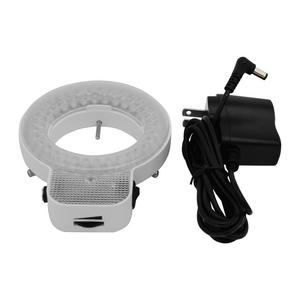 64 LED Microscope Ring Light Diameter 61mm 4W, White