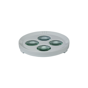 8/10/12/15 Interchangeable Diopter Lens for Magnifying Lamp, 6 inch Diameter