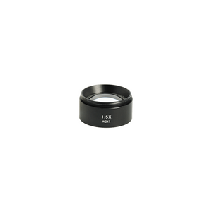 1.5X Auxiliary Objective Barlow Lens for SZ0501, SZ0502 Zoom Stereo Microscope (48mm)