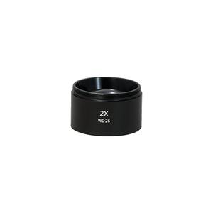 2X Auxiliary Objective Barlow Lens for SZ0501, SZ0502 Zoom Microscope (48mm)