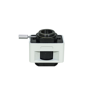 0.5X Adjustable Microscope Camera Coupler C-Mount Adapter 38mm, Grey