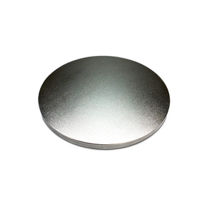 95mm Metal Microscope Stage Plate (3 3/4 inch Diameter)