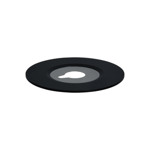 Microscope Stage Insert Plate, Metal Dia. 118mm for Inverted Compound Fluorescence Microscopes