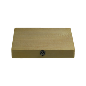 100pc 22.5x19x3.5cm Slide Wood Box (100pc) SL39801005