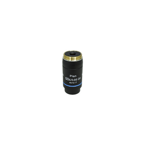 Objective Working Distance 0.19mm 50X Infinity Plan Achromatic Objective (Oil) Nexcope-NE620-Objective-50-Oil-A