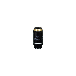 Objective Working Distance 0.20mm 100X Infinity Plan Achromatic Objective (Oil) Nexcope-NE620-Objective-100-Oil-A