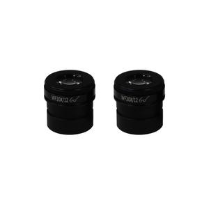 Eyepiece Field of View Dia. 12mm 20X Adjustable Eyepiece (Pair) SZ27023621