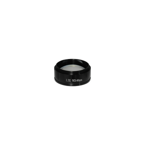 40mm 1.5X Infinity-Corrected Achromatic Microscope Objective Lens Working Distance 40mm